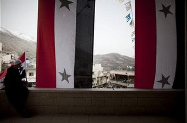 Lebanese GDP growth fell to less than 2 percent  in 2011 due to the negative ramifications of the Syrian crisis