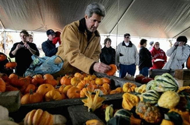 The total of agricultural exports increased 2 percent to reach $152 million in the first nine months of 2012