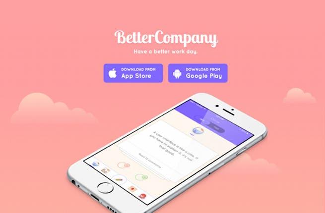 سهل تواصلك مع زملائك في العمل عن طريق BetterCompany
