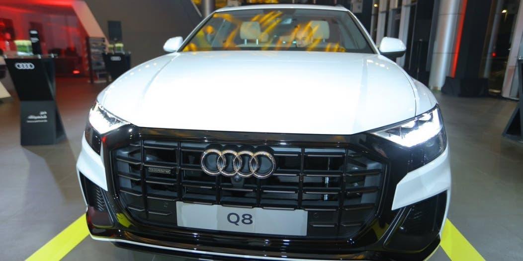 اودي Q8 الجديدة تدشن رسمياً في السعودية   البوابة