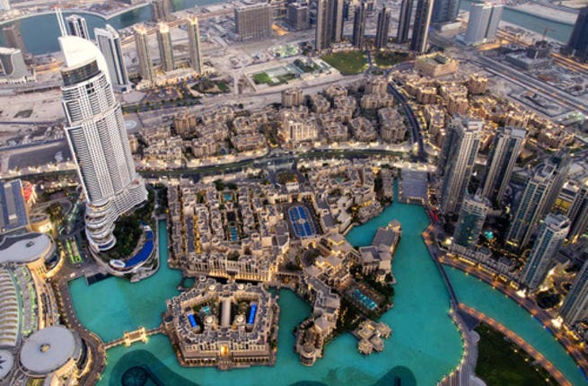 Dubai became the first country to back new international property measurement standards