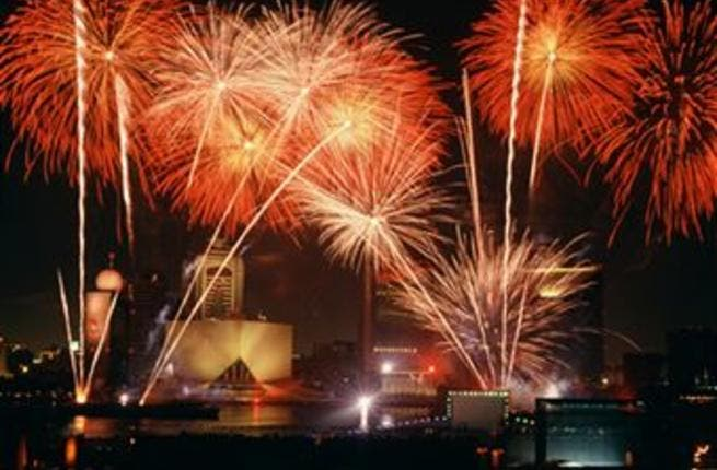 """The festival's marketing slogan for this year """"Dubai at its Best"""""""