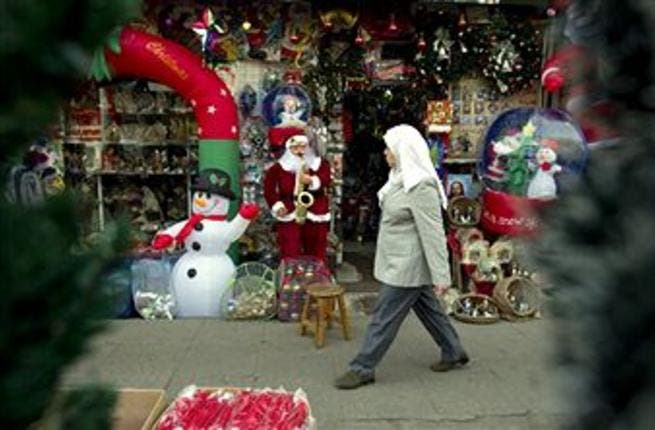 Many of the people coming to Cairo for Christmas or New Year's have also cancelled their flights due to last month's events