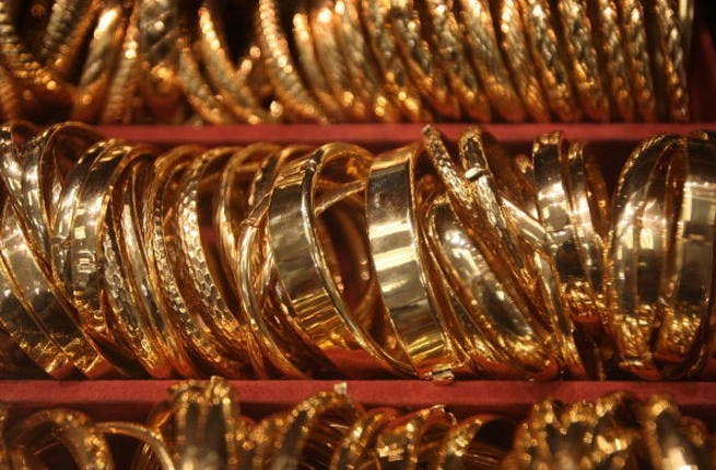 Lower gold prices in Dubai