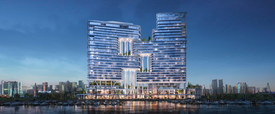 شاهد: فندق دورتشستر في دبي (صور)   البوابة