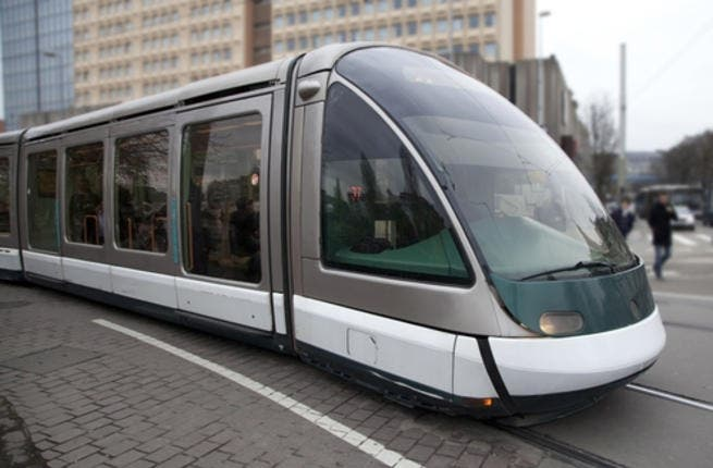 The trams will operate between two kilometres from Al Sufouh Depot near the Police Academy and the Knowledge Village