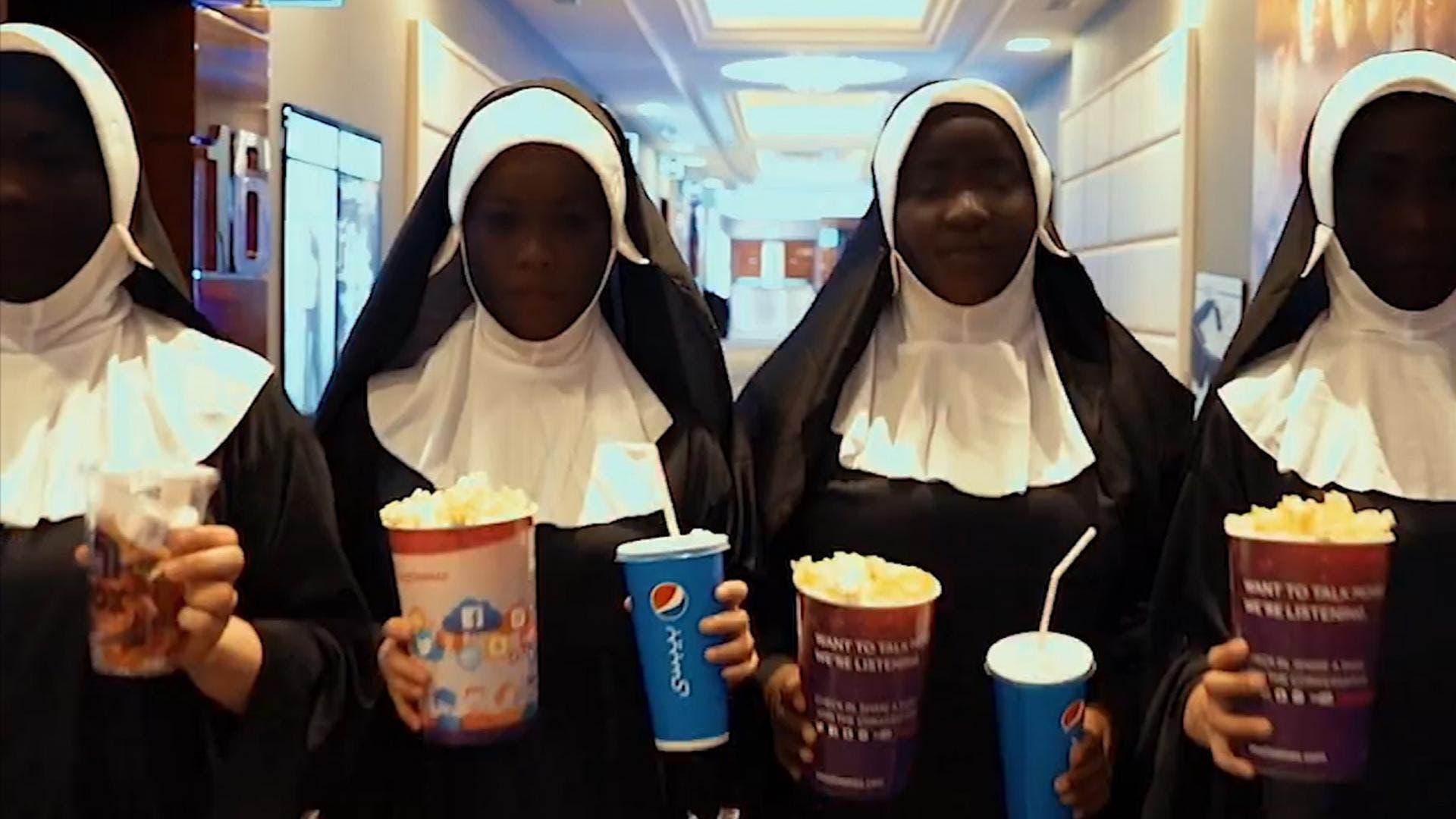 في دبي... راهبات يُثرن الرعب والتشويق في إحدى دور السينما    البوابة
