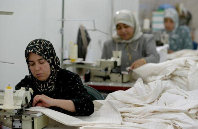 Many Saudi women workers are bilingual and have basic training in customer relations skills required to sell more goods and provide quality service