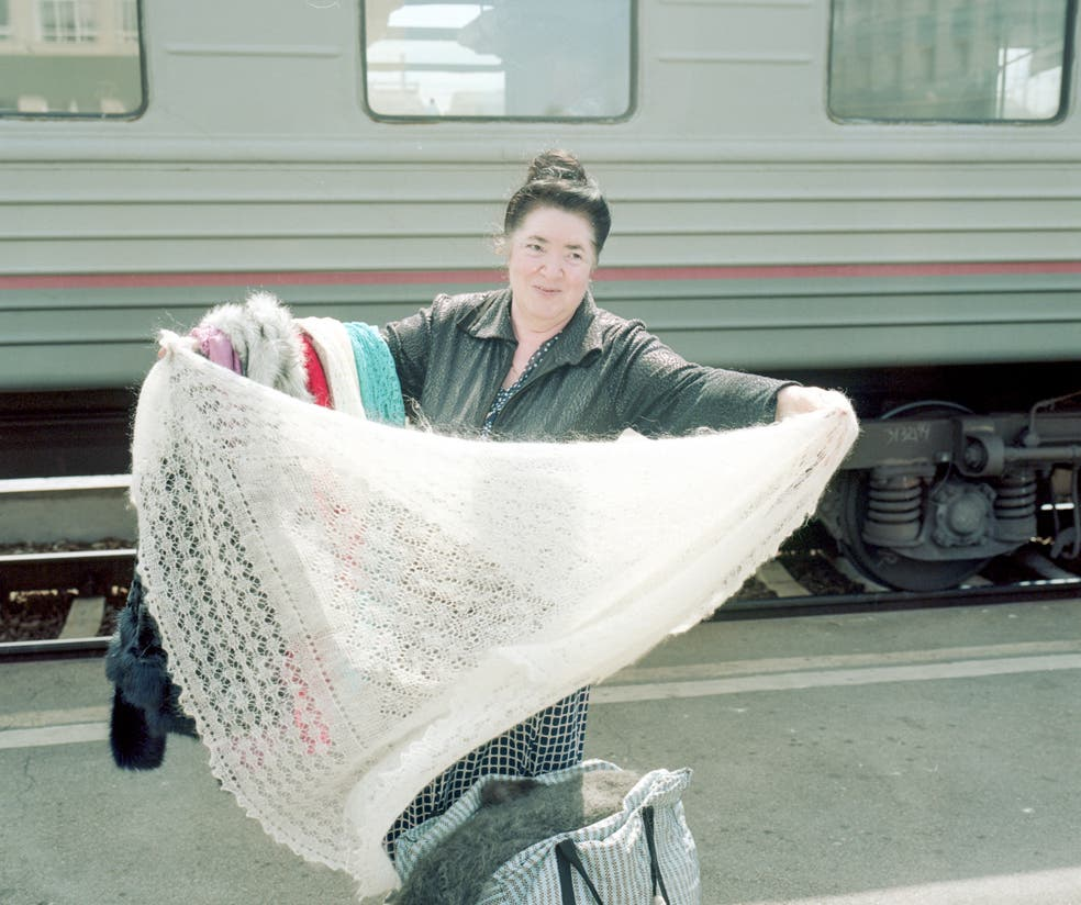 On the Trans-Siberian railway, people aways wanted to interact, even if they didn't speak any English (calvertjournal.com)