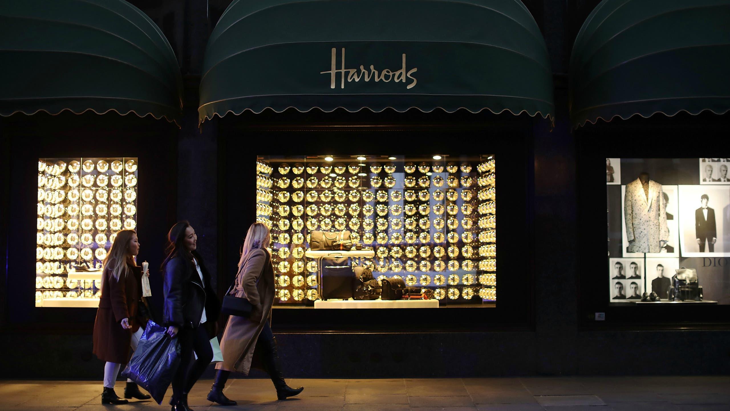 متجر هارودز
