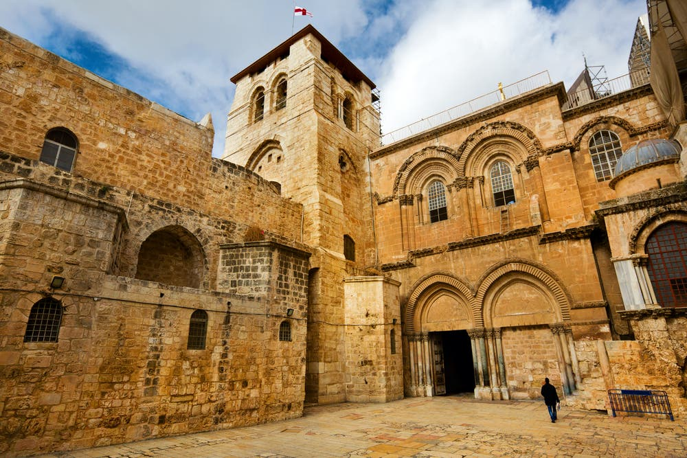 Coexistence In The Holy Land Jordan Issues Initiative To