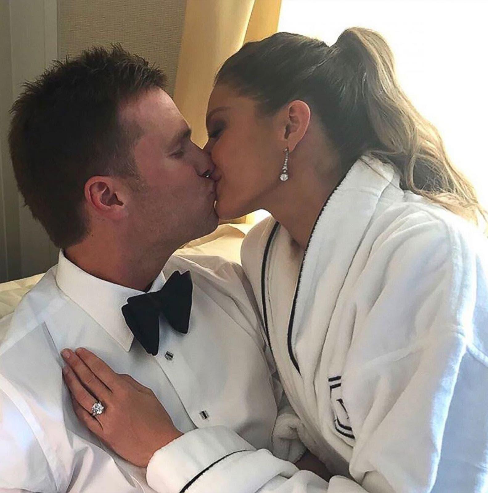 Gisele Bundchen, Husband Tom ''Fell in Love' Since First
