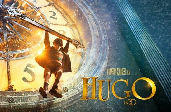 Hugo movie poster