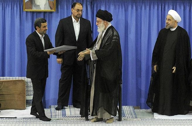 Ahmadinejad in new appointment