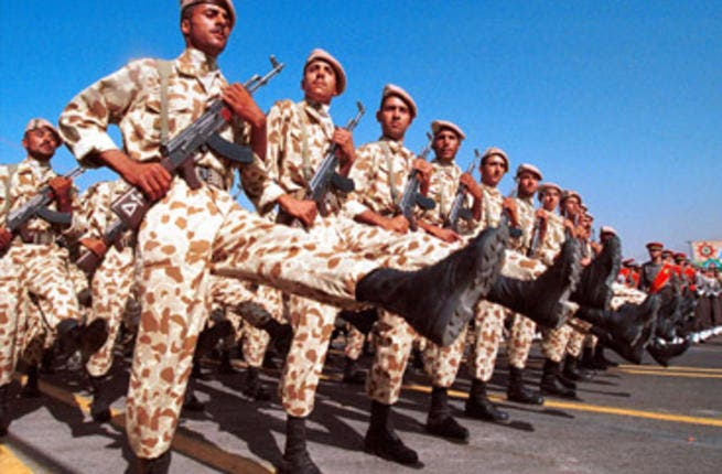 Iran army