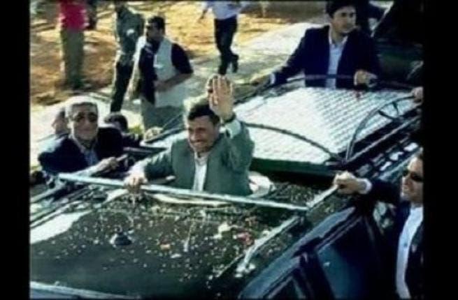 Ahmadinejad in Lebanon