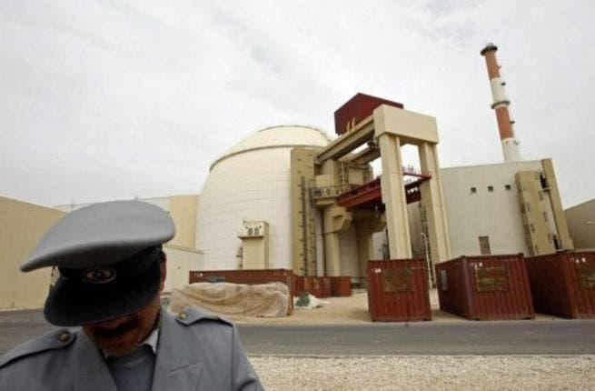 Bushehr plant