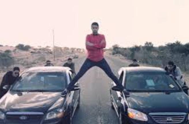 Gaza comedians spoof Van Damme's viral ad for Volvo [electronicintifada.com]