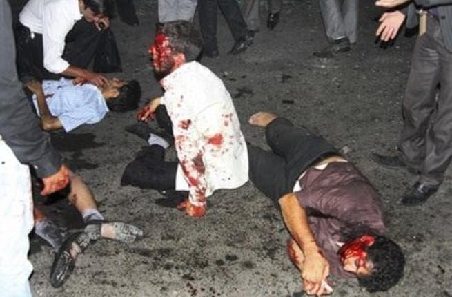 Iranians dead