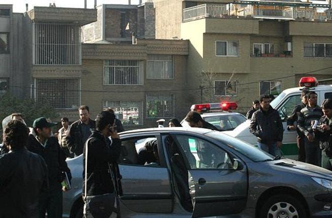 Car blast (Fars)