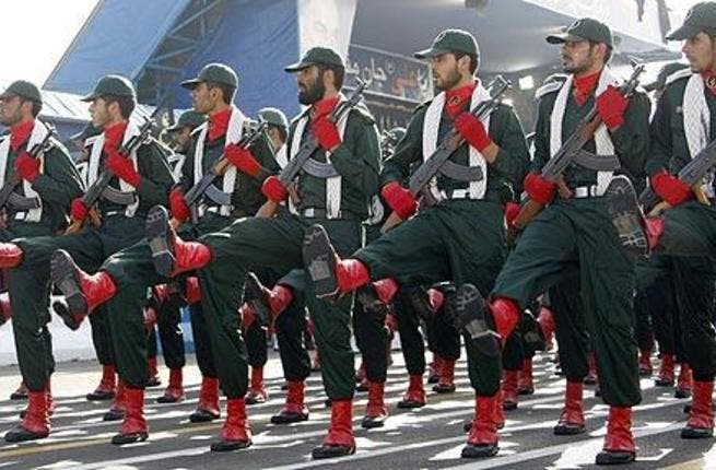 Iranian forces