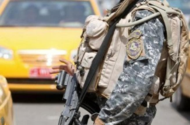 Are Iraqi police to fat?