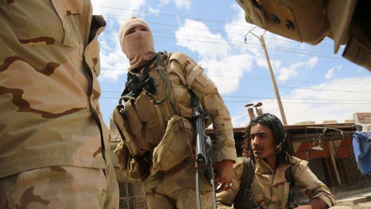 مقتل  جلاد  داعش الأندونيسي في سوريا   البوابة