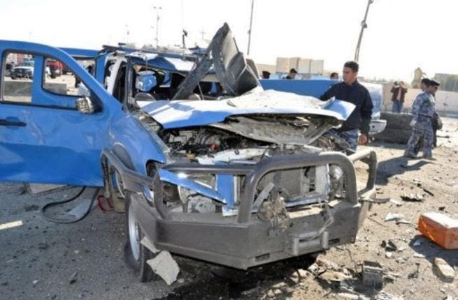 Attack in Iraq