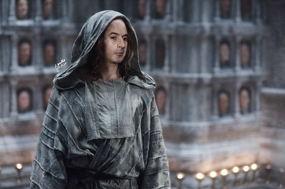16 Egyptian Actors Perfectly Photoshopped Into Game Of Thrones Characters Al Bawaba
