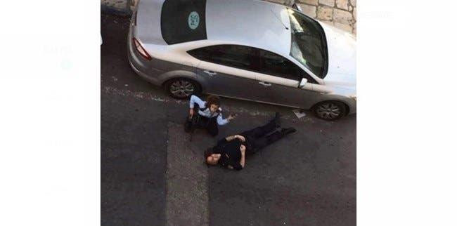 استشهاد فلسطيني واصابة جنديين إسرائيليين بالقدس المحتلة