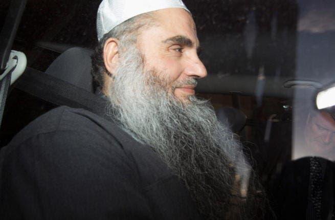 Cleric Abu Qatada (image used for illustrative purposes)