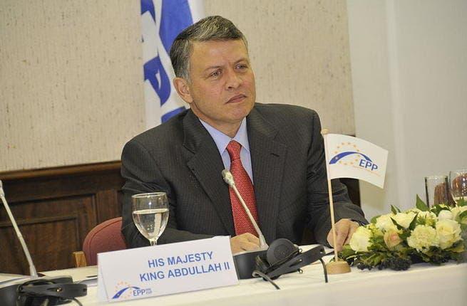 King Abdullah II of Jordan (Wikimedia Commons/European People's Party)