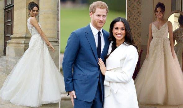 ميغان ماركل تختار مصمم فستان زفافها..فهل تتبع خطى كيت أم