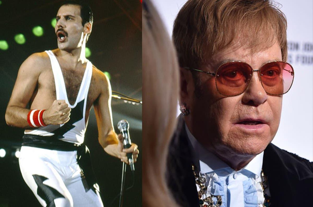 Elton John Recalls The Last Days Of Freddie Mercury S Life Al Bawaba