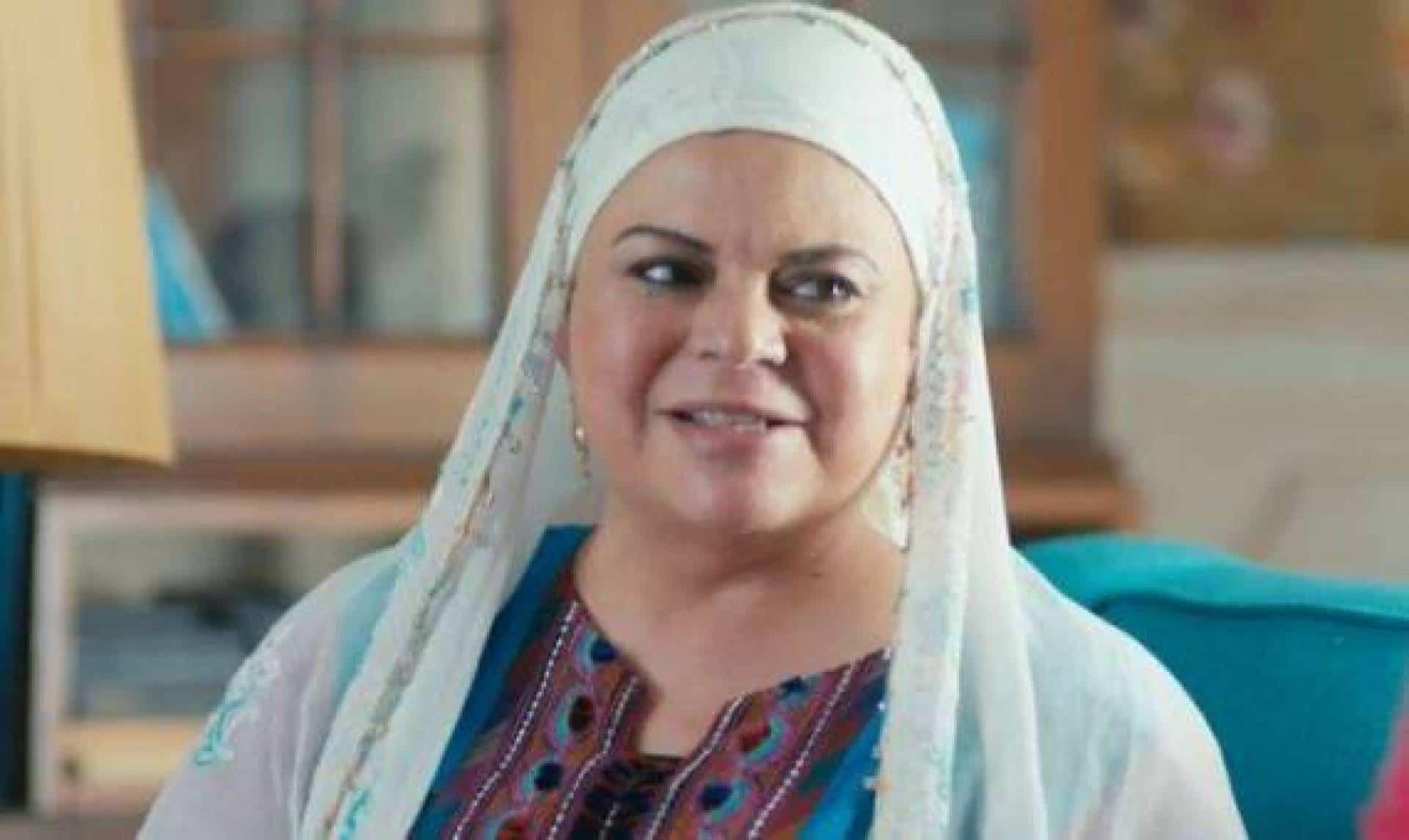 الفنّانة ماجدة زكي