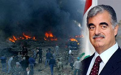 Hariri murder