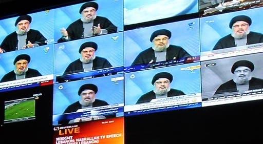 Hizbollah leader Hassan Nasrallah (AFP file photo)