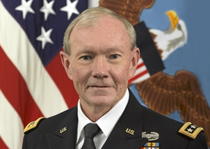General Martin E. Dempsey, Chairman, Joint Chiefs of Staff (U.S. government photo)