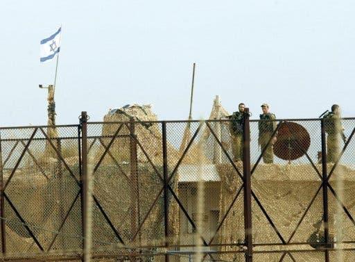 Israel - Lebanon border