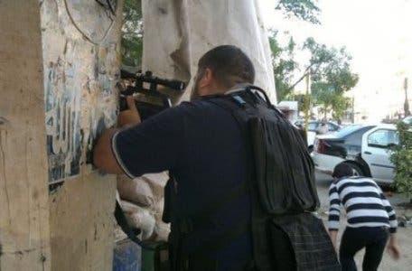 Clashes in Lebanon