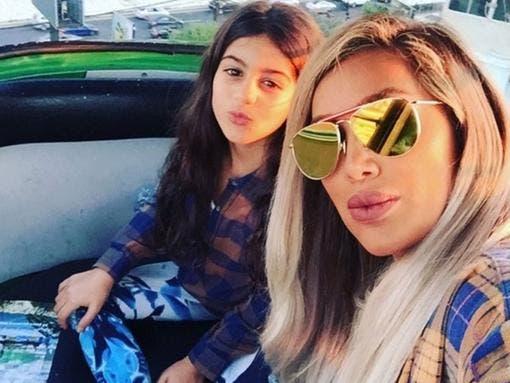 Maya Diab's Daughter Kay Looks All Grown Up! (Albawaba