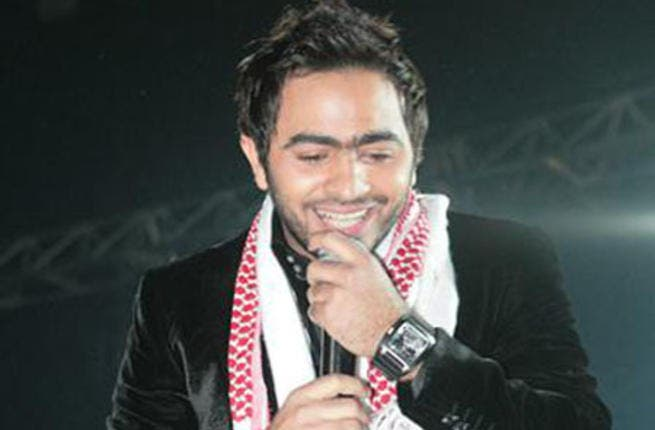 Here it comes! A new single by crooner Tamer Hosny.