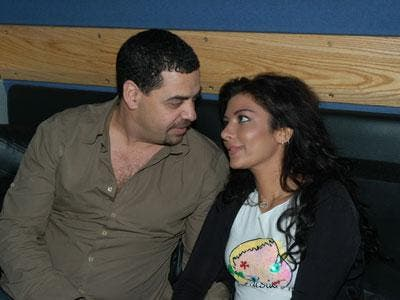 Asalah Nasri and Tareq Al Aryan