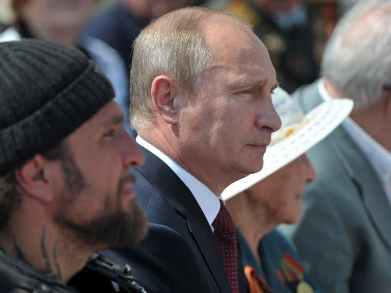 Russian President Vladimir Putin. AFP PHOTO / RIA NOVOSTI / PRESIDENTIAL PRESS SERVICE / ALEXEY NIKOLSKY