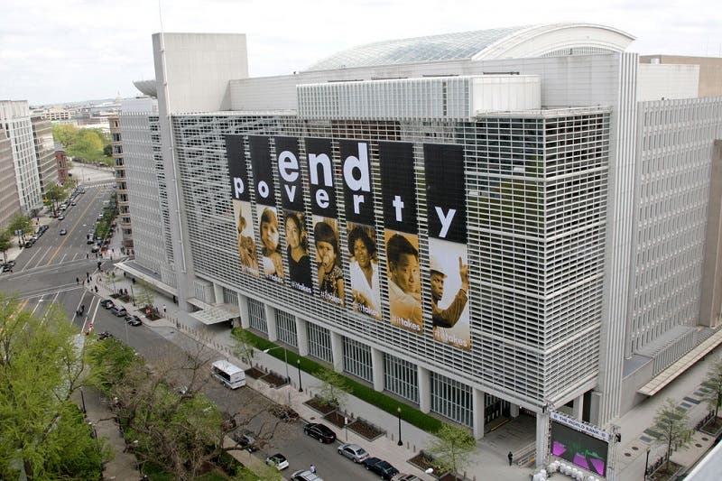 World Bank end poverty campaign