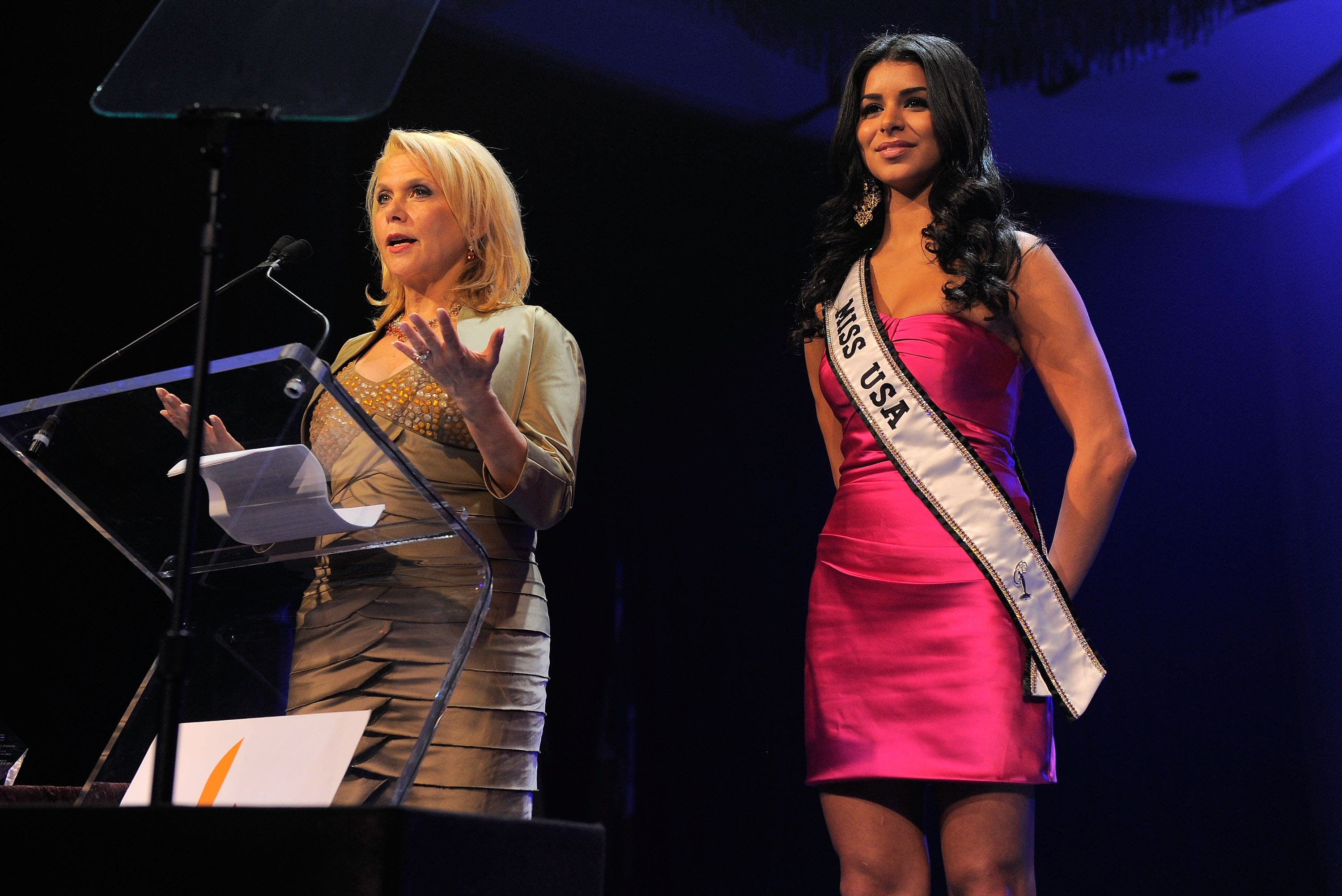 Miss USA 2010, Rima Fakih, is of Lebanese background