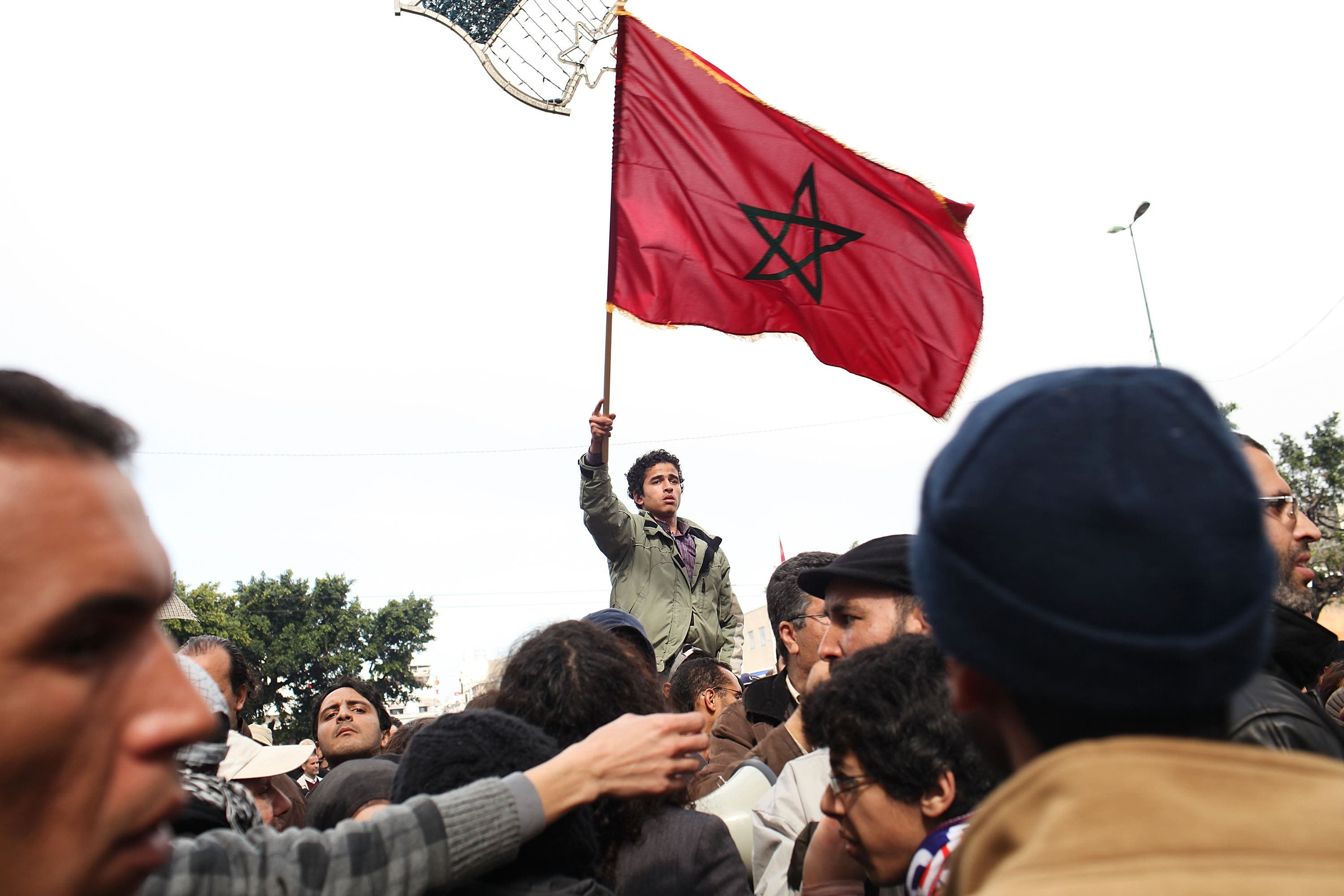 Morocco has been a low-key, side-lined protesting Arab nation, but is still one to watch as protesters have died and anger is bubbling.