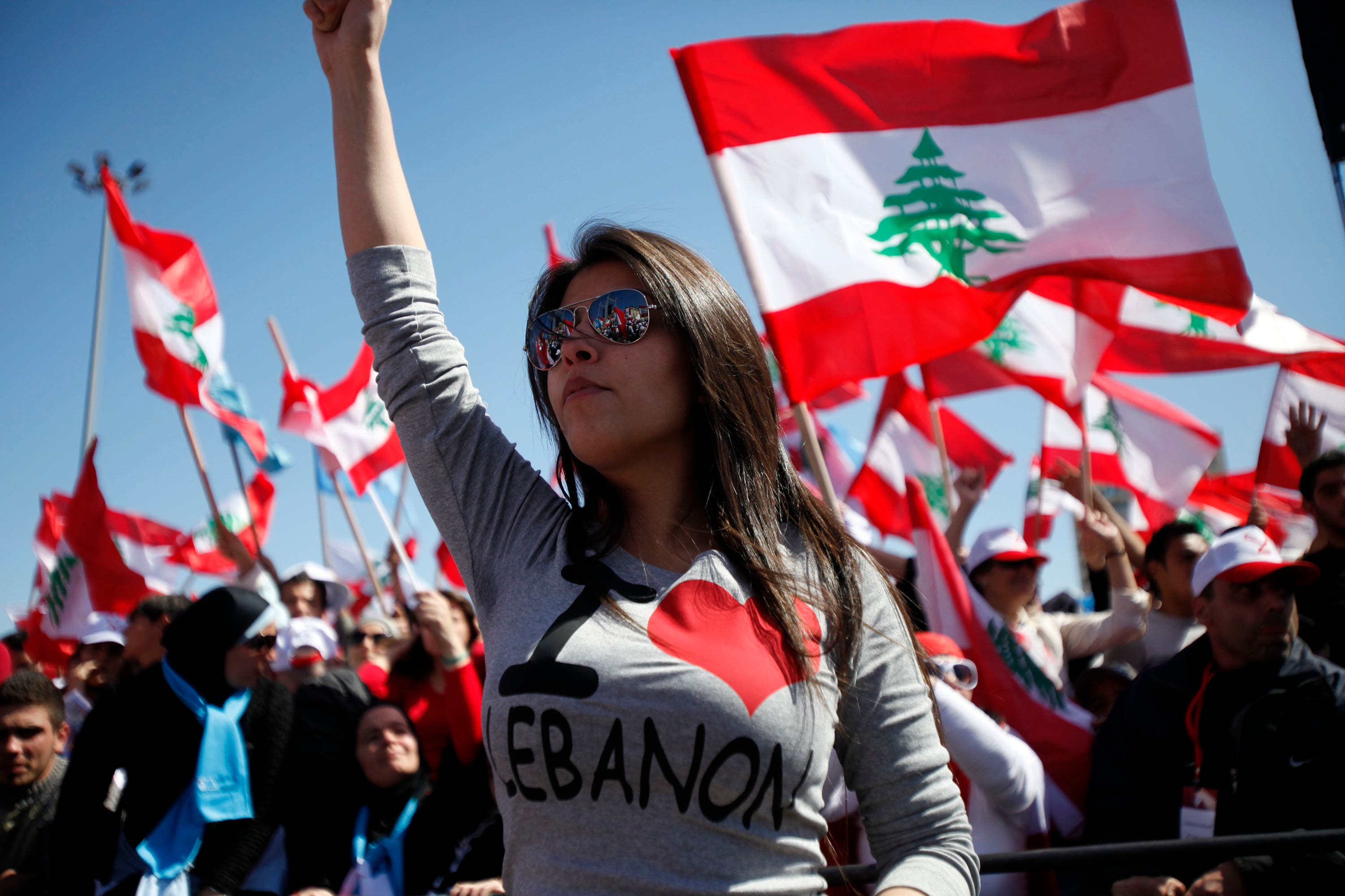 Lebanon feels Syria distress, and will no doubt respond to this tremor more than to general regional instability.