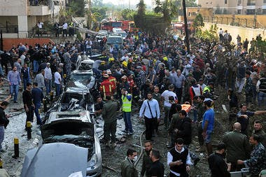 Increasing number of car bombs have destroyed Lebanon's tourism sector (File Archive/AFP)