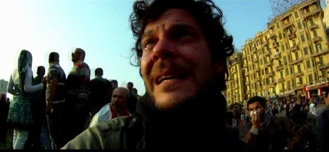 1/2 Revolution will be screened at Cairo's Makan Culture Centre tonight